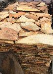 Златолит для облицовки стен и мощения дорожек