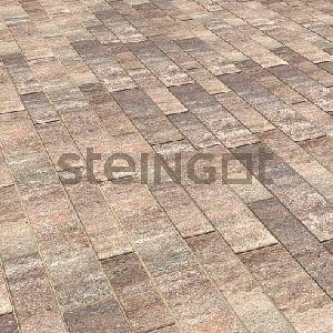 Тротуарная плитка Домино 80 мм (под заказ)
