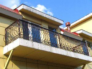 Балконные ограждения 1