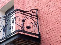 Балконные ограждения 6