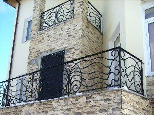 Балконные ограждения 7