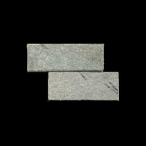 Плитка Златолит зеленый без закола, толщина 15-25 мм