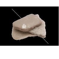 """Плитняк песчаник """"Серо-зеленый"""" галтованный 3 см"""
