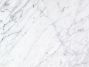 Бьянко Каррара мрамор плита (300х600х15 мм)