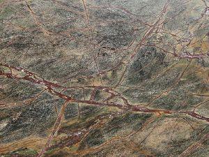 Бидасар Грин мрамор плита (305х305х10 мм)