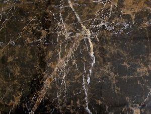 Блэк Энд Голд мрамор плита (305х305х10 мм)
