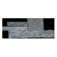 Плитка из черного камня сланца Графит 3/6/9 см