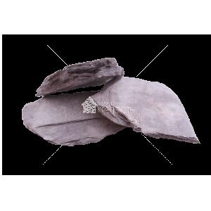 """Камень для дорожек Сланец """"Баклажан"""" 3-4 см"""