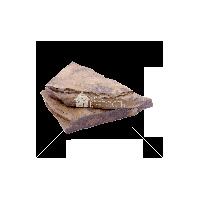 """Плитняк песчаник """"Чешуя рыбы"""" 2-3 см"""