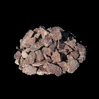 Крошка Малиновый кварцит 20-40 мм