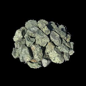 Крупная крошка из уральского Змеевика 20-40 мм