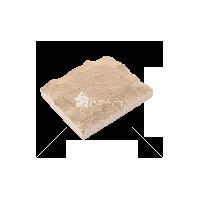 """Плитка песчаник """"Серо-зеленый"""" скала 10хLх2 см"""