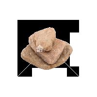 Бутовый камень (плашки мелкие)