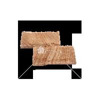 "Плитка песчаник ""Тигровый"" скала 20х10х2 см"