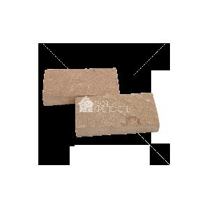 """Плитка песчаник """"Серо-зеленый"""" 20х10х3 см"""