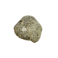 Валун змеевик галтованый 15-50 см