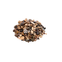 Галька речная цветная (мелкая) фракция 5-10 мм