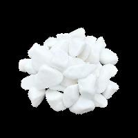 Белый мрамор греческий Тасос, фракция 20-40 мм