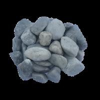 Галька голубая мраморная, фракция 10-40 мм