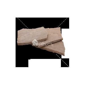 """Плитняк песчаник """"Серо-зеленый"""" 1,5 - 2 см"""