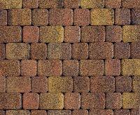 """Тротуарная плитка """"Классико"""" фактура Листопад, цвет: Саванна, толщина 6 см"""