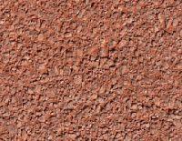 """Тротуарная плитка """"Бержерак"""" гранитная фактура, цвет: красный"""