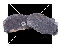 """Камень для облицовки Сланец """"Баклажан"""", толщина 1,5-2,5 см"""