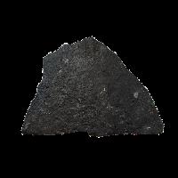 Плитняк кварцевый Златолит черный, толщина 2,5-3 см