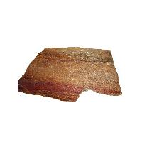 """Плитняк """"Златолит красный"""" 1,5-2,5 см"""